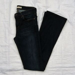 J Brand Enchanted Boot Cut Jeans